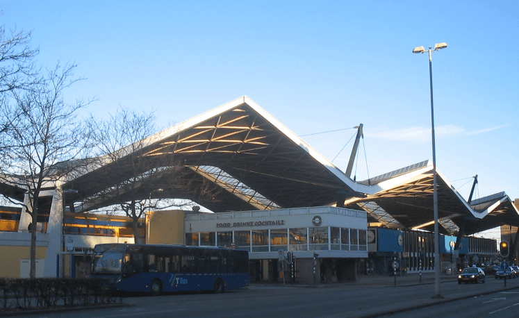 Central Station Tilburg