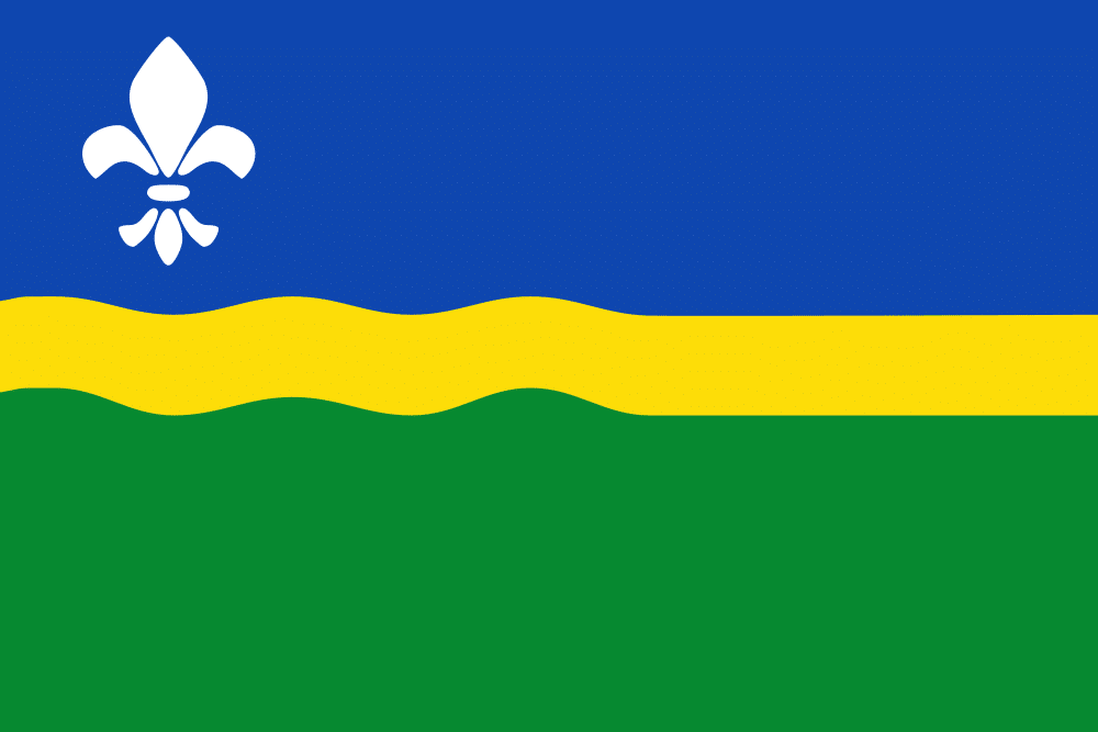 Flag of Flevoland