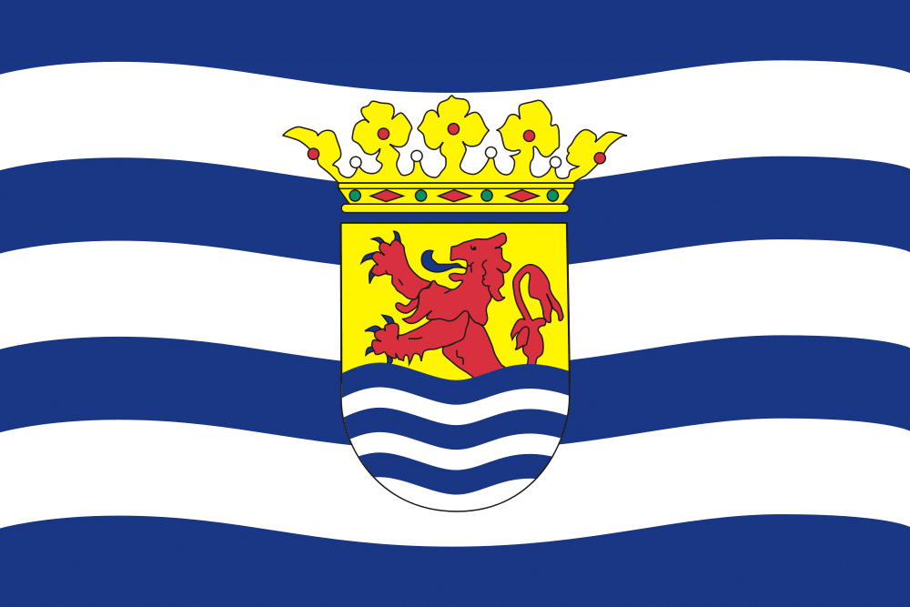 Flag of Zeeland