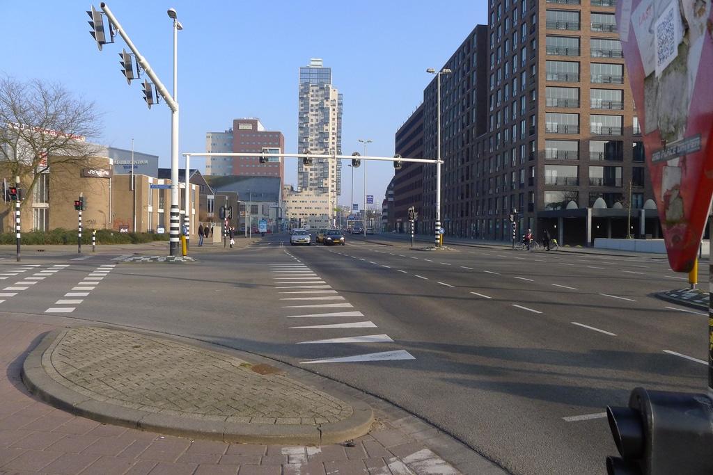 Tilburg - City streetview