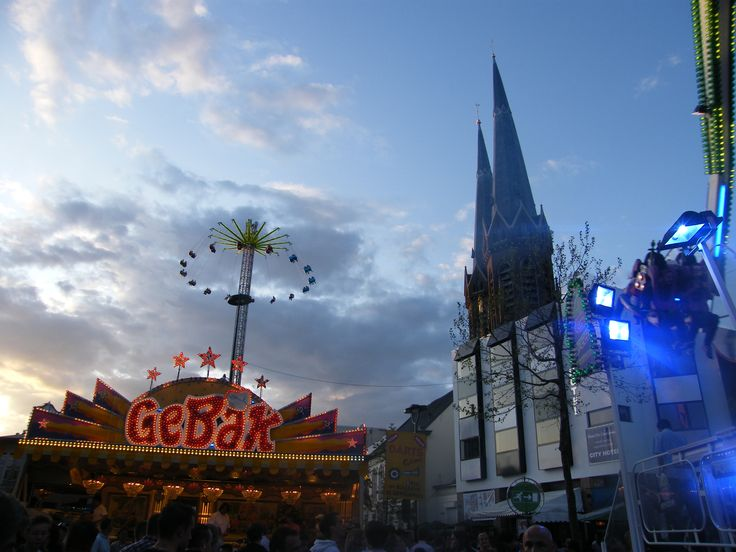 Tilburg - Funfair