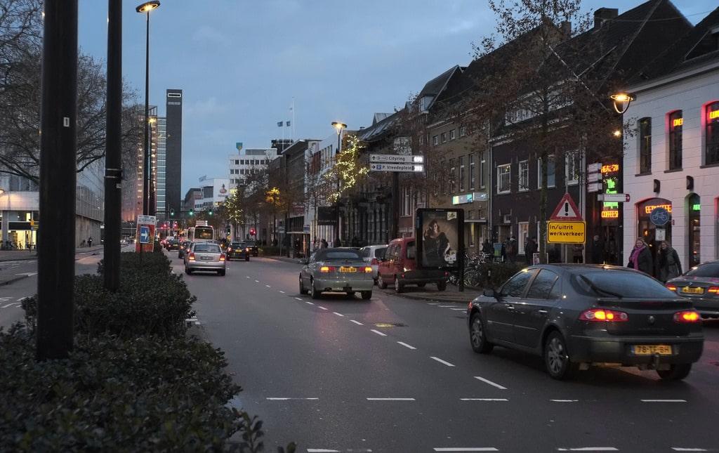 Tilburg - Spoorlaan