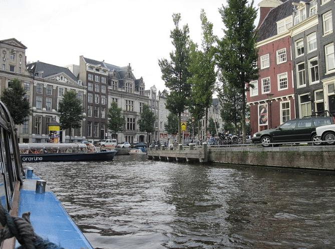 Canals - Herengracht Amsterdam