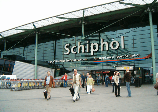 Schiphol Airport - Amsterdam