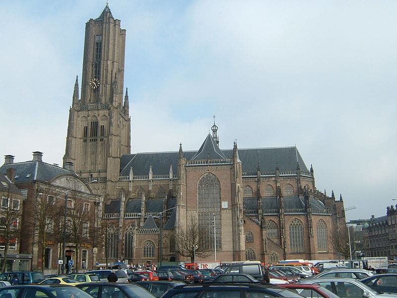 Arnhem - Eusebiuskerk church