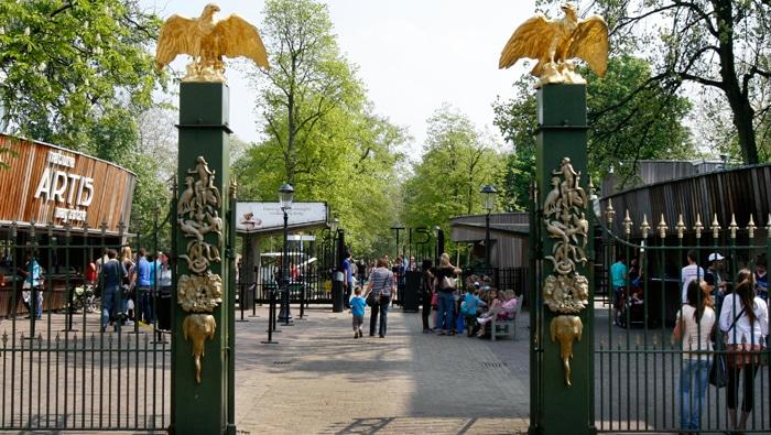 Artis Zoo - Amsterdam