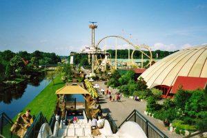 Attractiepark Slagharen - Overview
