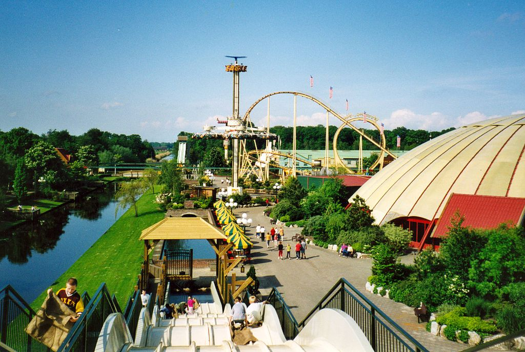 Super Attractiepark Slagharen - Netherlands Tourism FB-91
