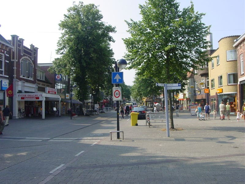 Center of Emmen