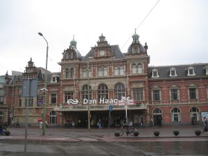 Central Station - The Hague