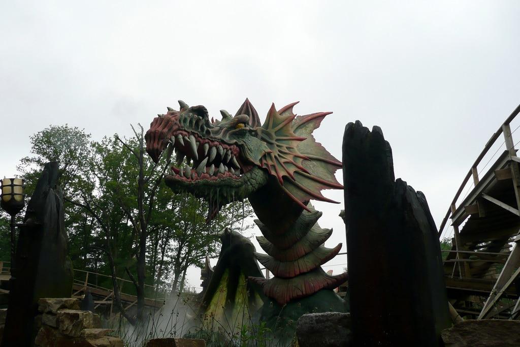 Efteling Dragon