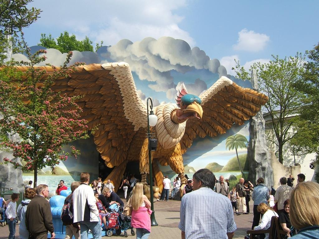 Efteling - Eagle