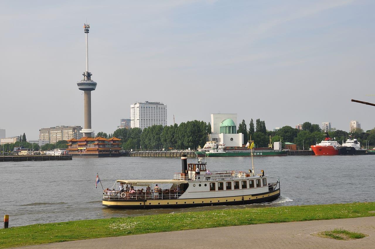 Евромаст Роттердам Роттердам Роттердам (Rotterdam), Нидерланды Euromast Rotterdam