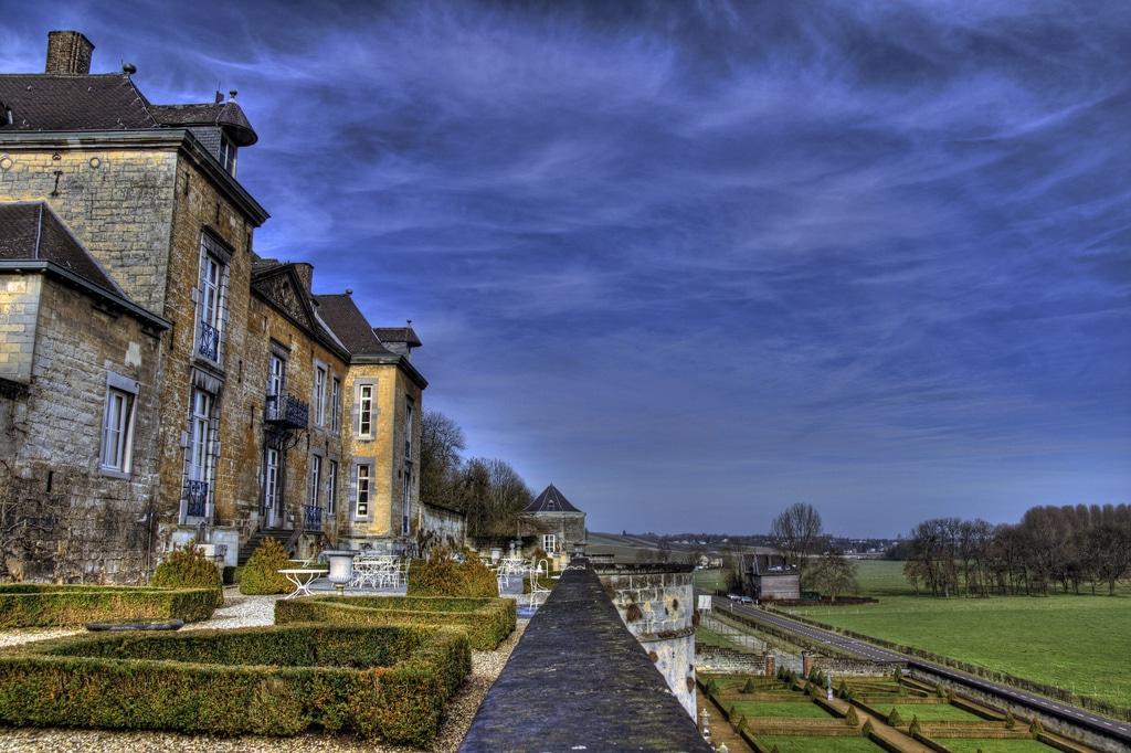 Maastricht - Castle Neercanne