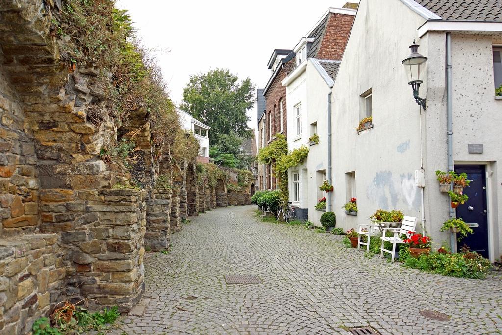 Maastricht - devensive walls