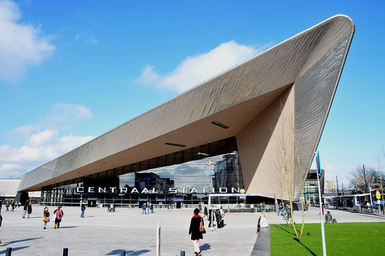 Центральный вокзал Роттердама Роттердам Роттердам (Rotterdam), Нидерланды Rotterdam Centraal Station