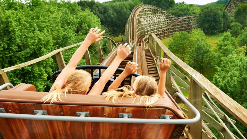 Walibi holland amusement and holiday park netherlands for Amusement park netherlands