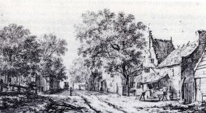 Apeldoorn in the 17th century by Jacob van Ruisdael