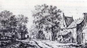 Apeldoorn in the 17th century by Jacob van Ruisdael