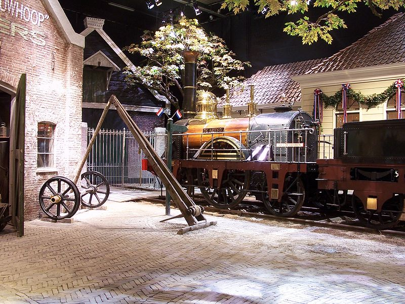 Railway Museum - Utrecht - The Big Discovery