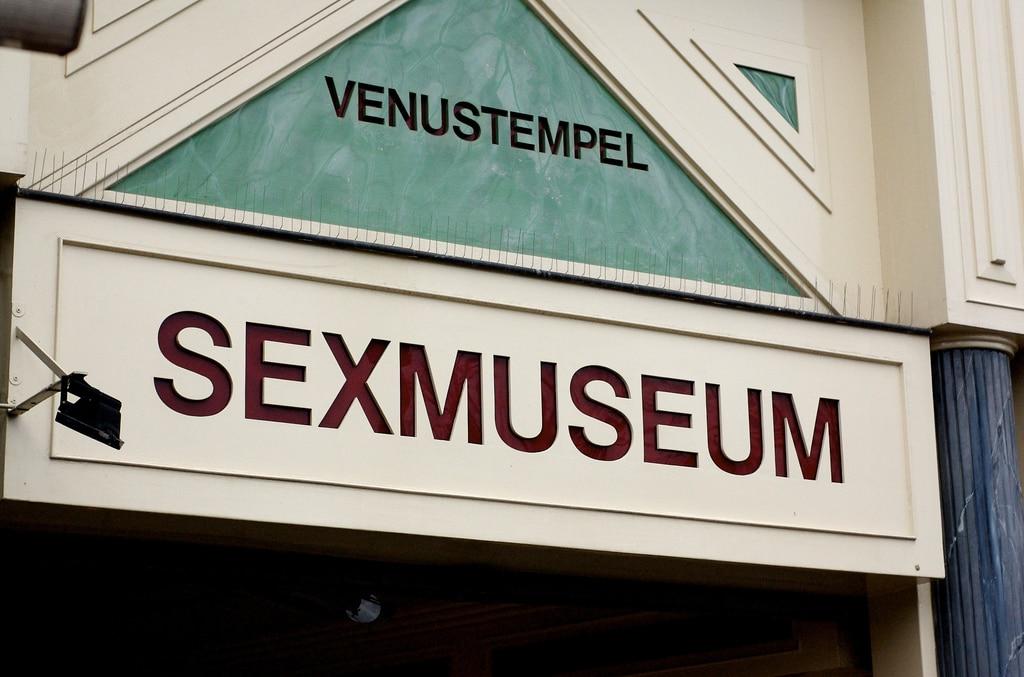 Sex Museum Amsterdam Venustempel