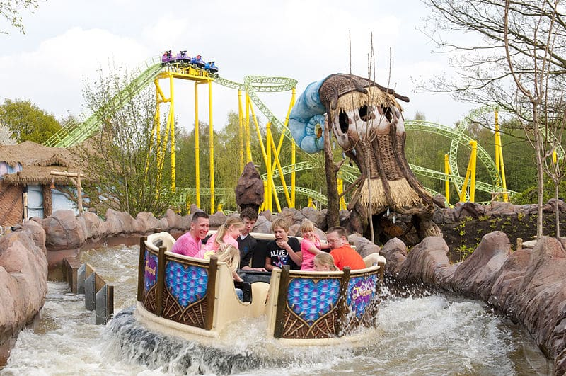 Toverland discover the magic of an amusement park for Amusement park netherlands