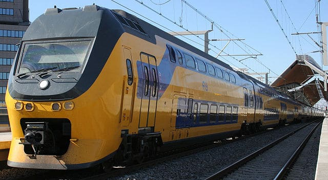 Public Transportation Netherlands - Train