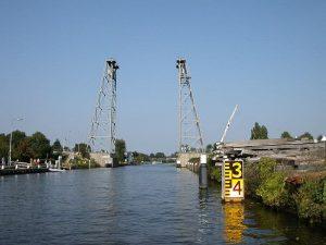 Alphen aan den Rijn - Alphense Hefbrug