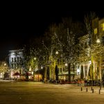 Deventer by Night - square