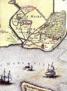 Lemairs Polder- 1641