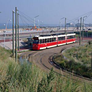 Scheveningen - Tram