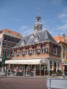 Vlissingen - Beursgebouw