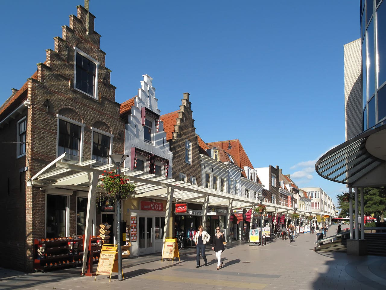 Vlissingen - Center - Walstraat