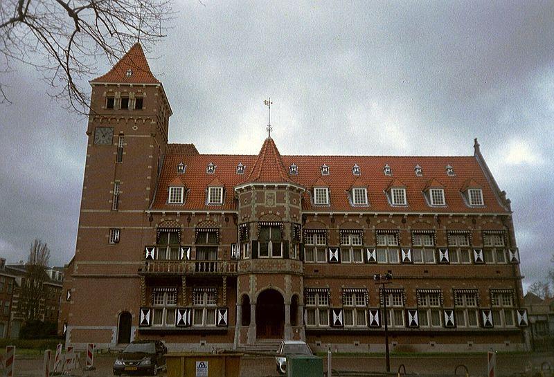 Zeist - Raadhuis