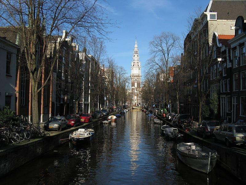 Zuiderkerk Church Amsterdam