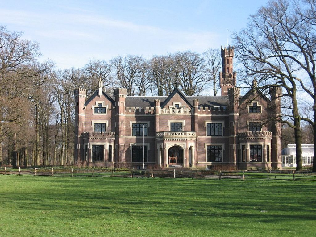 Huize De Schaffelaar in Barneveld