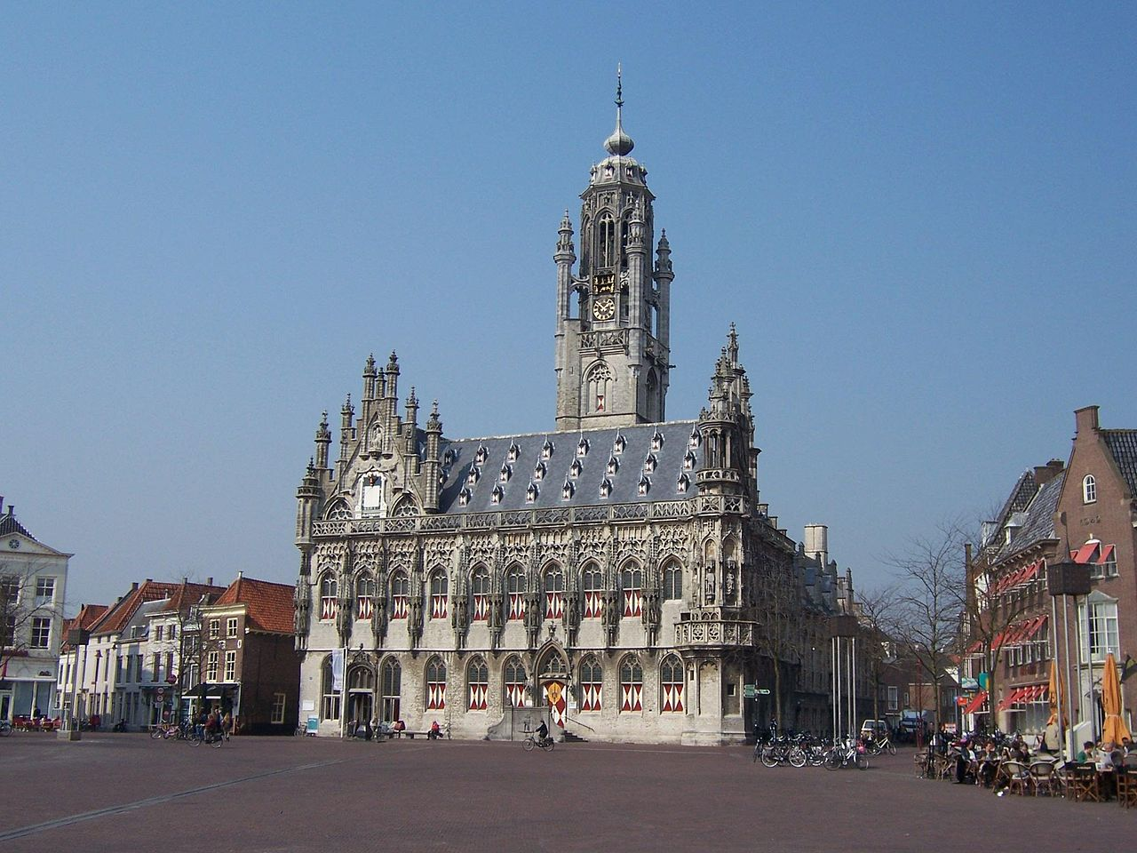 MIddelburg Travel and City Guide Netherlands Tourism