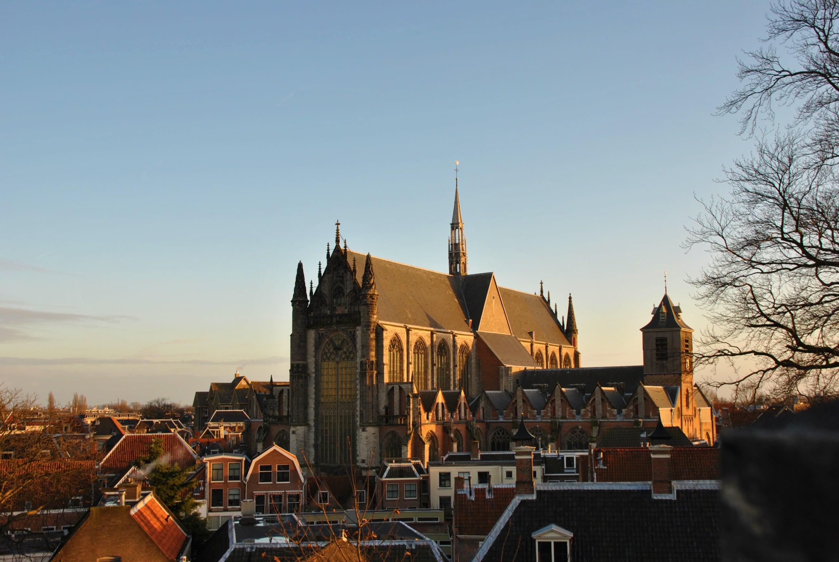 Pieterskerk in Leiden