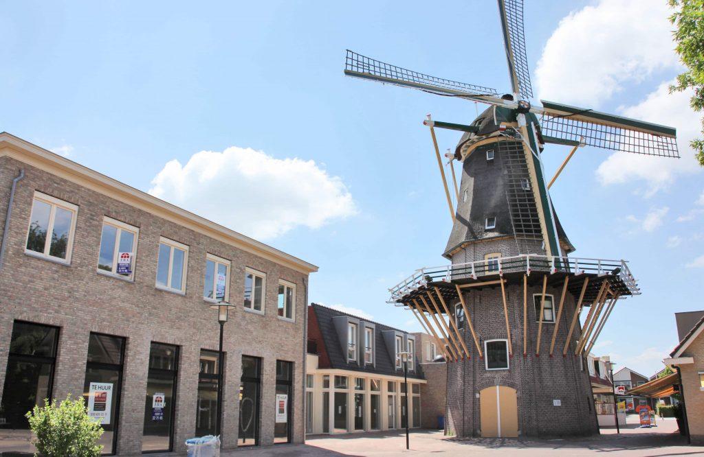 Aalsmeer woonwinkelcentrum - Praamplein