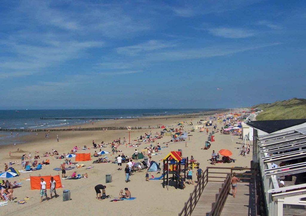Domburg - Beach