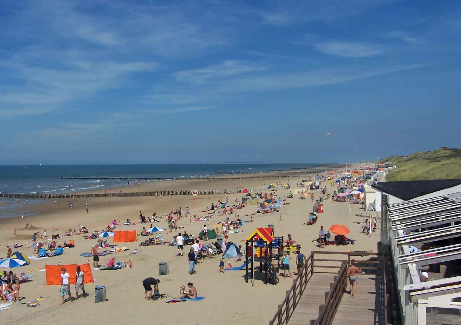 Domburg Travel And City Guide Netherlands Tourism