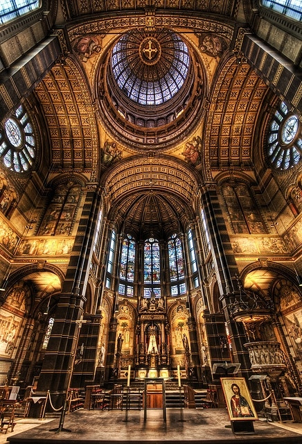 Amsterdam - St.Nicolaaskerk (church)