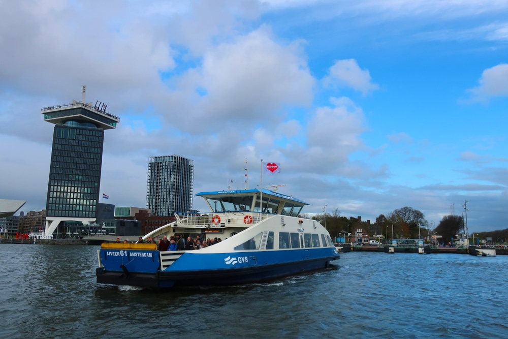 Amsterdam North Ferry